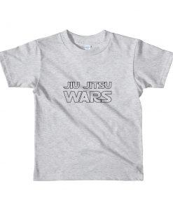 Jiu Jitsu Wars Kids T-Shirt 9
