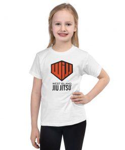 West Island Jiu Jitsu Kids T-Shirt 8