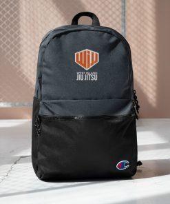 West Island Jiu Jitsu Backpack 8