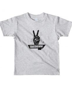 Takedown Kids BJJ T-Shirt 9