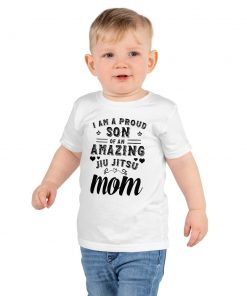 Proud Son Kids T-Shirt 6