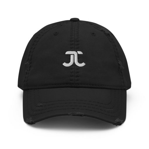 JJXF Distressed Dad Hat 1