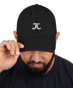 JJXF Distressed Dad Hat 7