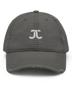 JJXF Distressed Dad Hat 9