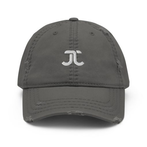JJXF Distressed Dad Hat 5