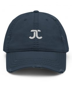 JJXF Distressed Dad Hat 8