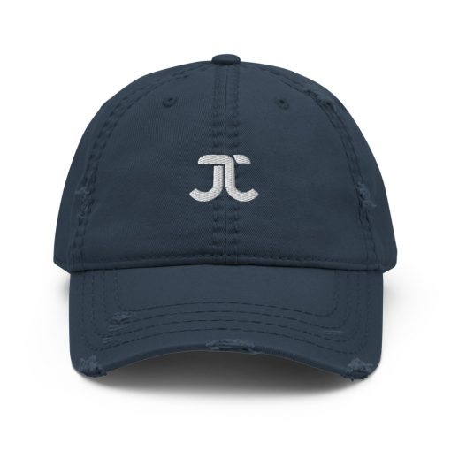 JJXF Distressed Dad Hat 4