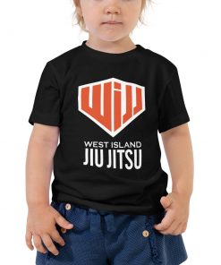 West Island Jiu Jitsu Toddler T-Shirt 3