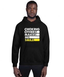 Choking Others Hoodie 5