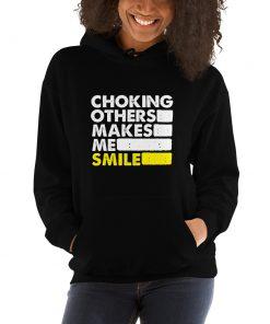 Choking Others Hoodie 6