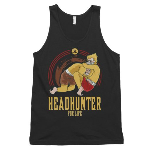 Headhunter for Life Tank Top 1