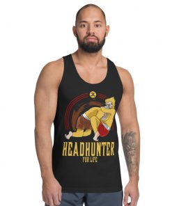 Headhunter for Life Tank Top 4