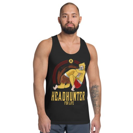 Headhunter for Life Tank Top 2