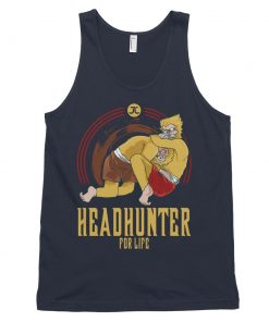 Headhunter for Life Tank Top 5