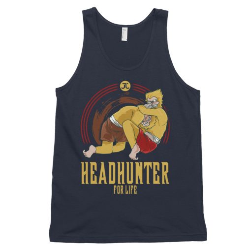 Headhunter for Life Tank Top 3