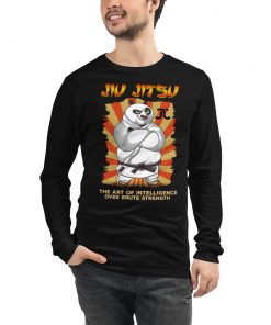 Intelligence over Strength Long Sleeve Shirt 5