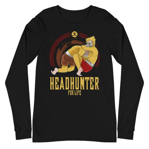 Headhunter for Life Long Sleeve Shirt 1