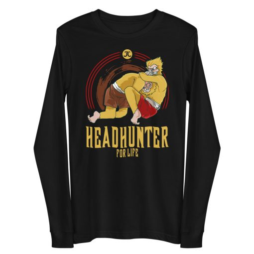 Headhunter for Life Long Sleeve Shirt 2