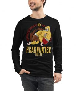 Headhunter for Life Long Sleeve Shirt 6