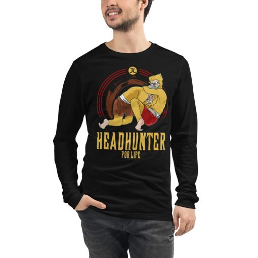 Headhunter for Life Long Sleeve Shirt 3