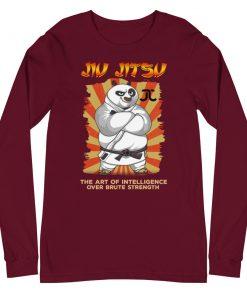 Intelligence over Strength Long Sleeve Shirt 7