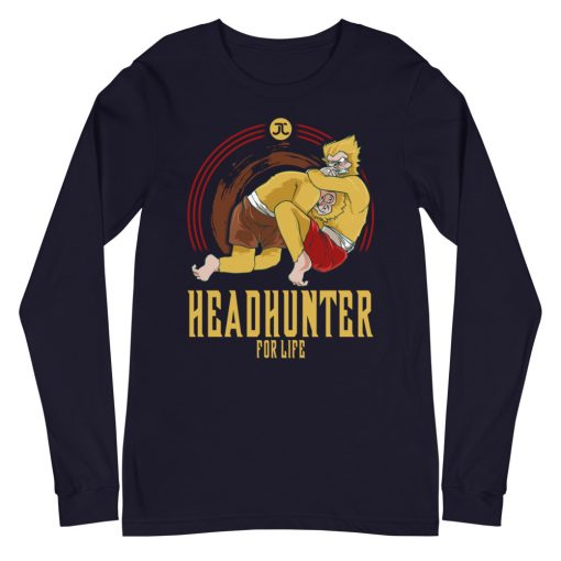 Headhunter for Life Long Sleeve Shirt 4