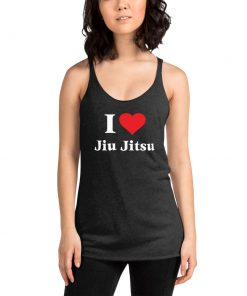 Love Jiu Jitsu Women's Tank Top 7