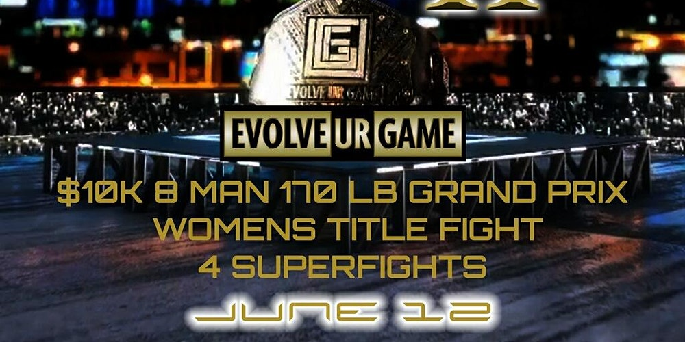 eug promotions event 2 - the world of bjj june 2021